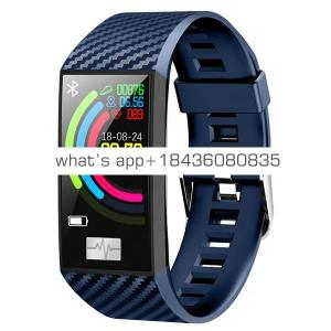 Fashion Smart Bracelet Smart Watch DT58 Colored Screen PPG HRV Blood Pressure Fitness Tracker Smart Bracelet Pedometer Watch