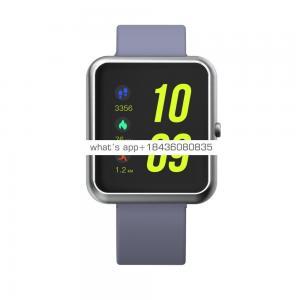 Fitness Wearable  sport waterproof  smartwatch Touch Screen smartwatch