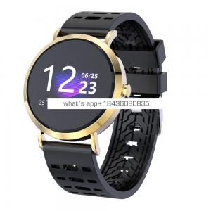 Fitness sport wrist watch Call Message Reminder Camera Music Control with blood pressure and heart rate high quality smart watch