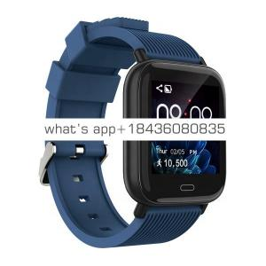 G20 Smart Watch Sport Fitness IP67 Waterproof Bracelet Pressure Heart Rate Blood Monitor Smart Wristband Bluetooth Watch
