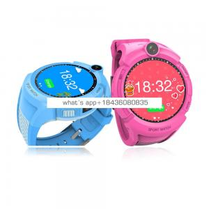 GPS smart watch for children with IP67  waterproof Touch screen and SOS button refused to stranger calls