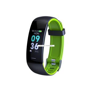 Guangzhou full android led digital sport smart bluetooth watch band bracelet smart watch heart rate camera
