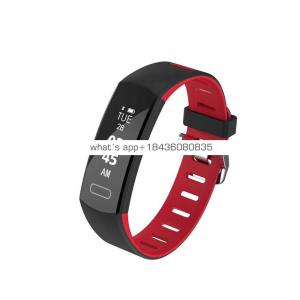 High quality waterproof android ios smart watch with blood pressure heart rate healthy tracker bluetooth smart bracelet