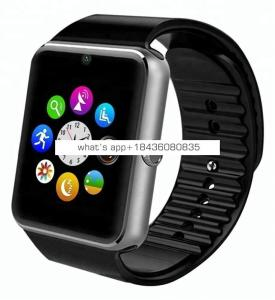 Hot Sale Factory Price High Quality Smartwatch Pedometer Bluetooth Smart Watch GT08 for Android Smart Phone
