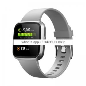 Hot sale smart bracelet IPS screen IP67 waterproof fitness smart band bracelet for IOS & Android CE ROHS