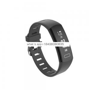 Hot sale sport army wrist ios smart relojes nickel free bluetooth smart health OEM bracelet watch camera