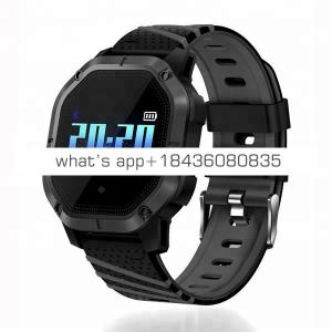 IP68 Swimming Sport Watch Big Screen Smart Band Multi-Sports Mode Heart Rate Blood Pressure Smart Bracelet