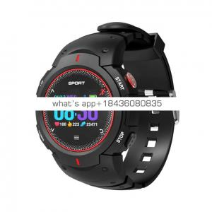 IP68 waterproof Swimming Multi Sport Color Screen Display Pedometer Heart Rate Monitor Smart Watch