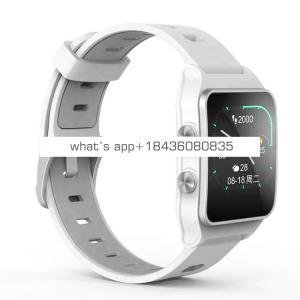 IWOWN  P1C Smart Wrist Bracelet GPS Tracker IP68 Heart Rate Sport Smart Watch