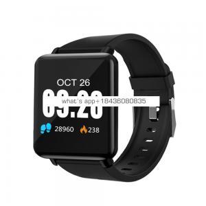 J10 180mAh Battery Waterproof Color Screen Smart Wristband Watch Bracelet