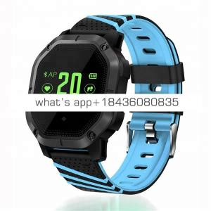 K5 Smart watch IP68 Waterproof Multiple Sports Modes Heart Rate Monitor Blood Oxygen Monitor Smart Bracelet
