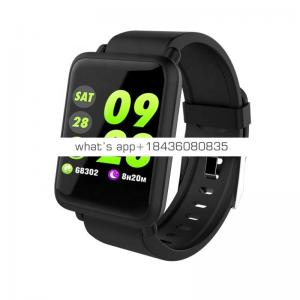 M28 Multi-language Weather Sport Wristband Smart Band Heart Rate Blood Pressure Smart Bracelet Watch
