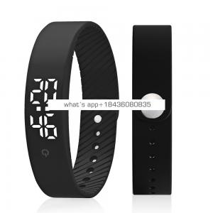 Most Popular TW5 CE ROHS FCC Approved IPX67 Waterproof Smart Bracelet Fitness Tracker