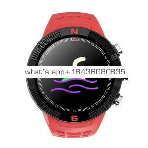 NO.1 F18 Smart Watch Bluetooth IP68 Waterproof Pedometer Heart rate monitor Sports Smartwatch