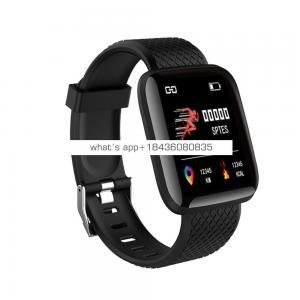 New Design D13 Smart Band ID116 plus Fitness Tracker Watch,Waterproof Pedometer Sport smart bracelet 116plus
