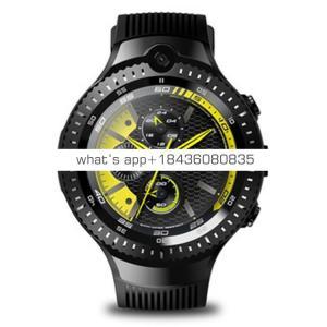 "New Zeblaze THOR 4 Dual 4G SmartWatch 5.0MP+5.0MP Dual Camera Android Watch 1.4"" AOMLED Display GPS/GLONASS 16GB Smart Watch"