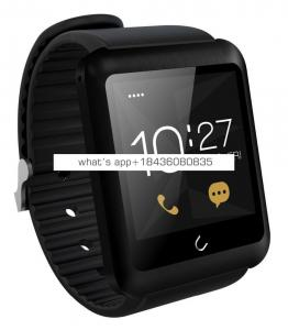 """New and High Quality U Watch U11 with BT Smart Watch with 1.59"""" Display and SIM Card Slot"""