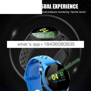 Newest Branded TQ935 IP68 Waterproof 3D Acceleration Sensor Smart Bracelet with HD Screen