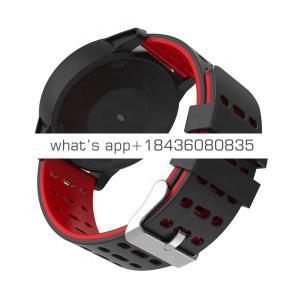 OEM IP68 Waterproof Heart Rate Smart Wrist Blood Pressure Monitoring Sport Smart Watch W1 Bluetooth Fitness Tracker Watch
