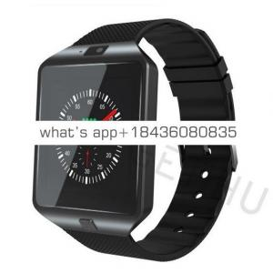 OEM Manufacturing Cheap BT Smart Mobile Phone Watch DZ09 Smart Watch Phone With SIM Card Slot