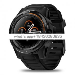 "Original Zeblaze Thor 5 Smart Watch 1.39"" AMOLED Display Screen 2GB+16GB 8MP Front Camera Dual System GPS Smartwatches"