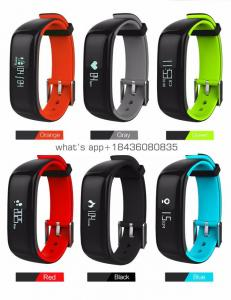 P1 Smart bracelet with blood pressure watch and heart rateBT watch