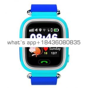Q90 Kids GPS Watch GPS AGPS LBS WIFI Location Sim Card Smartwatch Anti-lost Finder Children Wristwatch Fitness Tracker with SOS