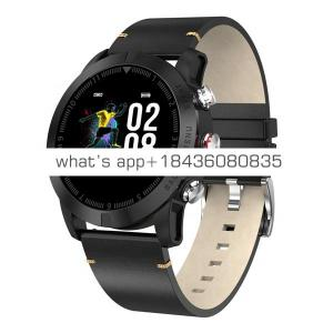 S10 Smart Watch Men 0.96 Inch IP68 Waterproof Sport Smartwatch Activity Tracker HR Monitor Smart Watch for IOS Android