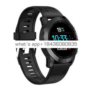 S10 Smart Watch Men Waterproof Multiple Sports Mode Heart Rate Monitoring Weather Forecast Smartwatch for IOS Android