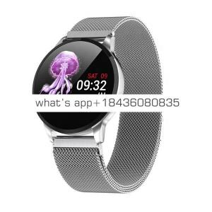 S16 Smart Watch 1.2 inch OLED Color Screen Smartwatch Man Women Fashion Fitness Tracker Heart Rate monitor Smart Band Bracelet