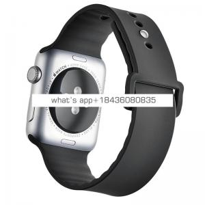 Silicone Watch Band Straps for Apple Watch 1 2 3 Series,for Apple Watch 42mm