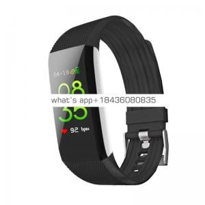 Sleep Sport Fitness Tracker Monitor Bluetooth Touch Screen Smart Bracelet