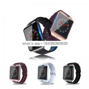 Smart GPS/GSM Tracker Sim Card Watch Anti-lost Alarm Clock  Waterproof gps smart watch dz09