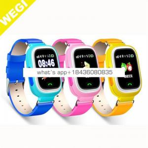 Smart Phone Watch Children Kid Wristwatch GSM GPRS GPS Locator Tracker Anti-Lost Smartwatch Child Guard for iOS Android