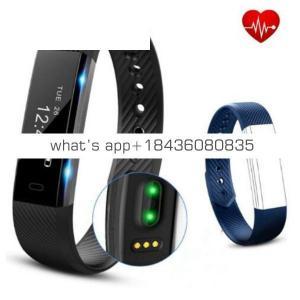 Smart Watch 2018 Shenzhen Smart Bracelet with Blood Pressure Heart Rate