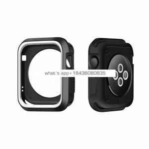 Soft Sport Silicon Cover for Apple Watch 38mm 42mm