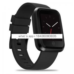 Sports Smartwatch Original Zeblaze Crystal 2 BT 4.0 Watch Waterproof Smart Wristband Multi-language User Manual