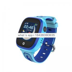 TKYUAN  Children Smart Watch GPS Tracker Waterproof Touch Screen Kids GPS Watch SOS SIM Card Call Baby Smartwatch