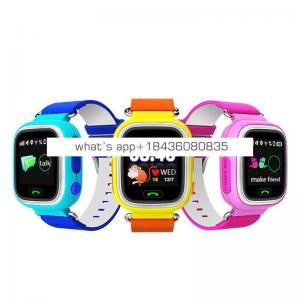 TKYUAN GPS Smartwatch Touch Screen WIFI Positioning Children Smart Wrist Watch Phone Smart Bracelet for Kid Safe Anti-Lost