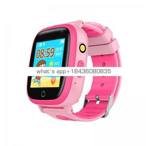 "TKYUAN Kids Gps Tracker Smart Watch Waterproof Ip67 1.44"" Screen Flashlight Camera Sos Gps Tracker Watch For Children Baby"
