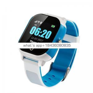 TKYUAN Smart Baby Watch IP67 Waterproof Children SIM GSM Touch Screen GPS WIFI SOS Tracker Kids Anti-Lost Smartwatch