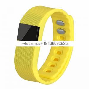 TW64 wrist ring 2017 popular smart bracelet