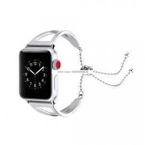 Top Quality Stainless Steel Women Bracelet Band for Apple Watch 40mm 44mm
