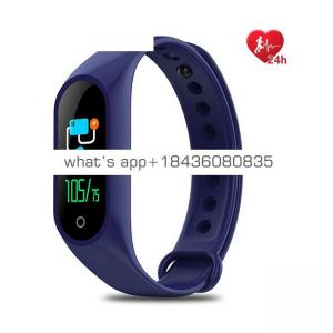 Unique Waterproof Heart Rate Monitor Fitness Tracker Smart Bracelet for Xiaomi M3