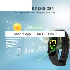 Unique Waterproof Heart Rate Monitor Fitness Tracker Smart Bracelet for Xiaomi M3
