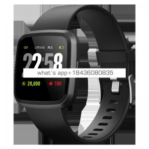 V12 Fitness Tracker Bracelet Watch Heart Rate smart wristband with SDK and API  Blood Oxygen Monitoring Smart Bracelet