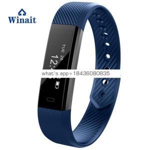 WINAIT cheap sports fitness BT bracelet, heart rate wrist band