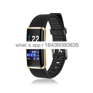 Waterproof R9 Smart Bracelet Heart Rate Blood Pressure Sleep Monitor Bluetooth Alert Function Multi-Sports Mode Smart Watch