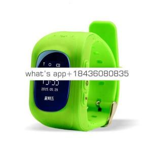 Waterproof Sport Kids Smart Watch Q50 Tracker GPS Watch For Kids