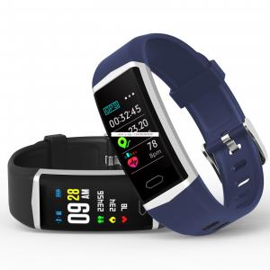 Waterproof android phone  smartwatch smart bracelet that can measure blood pressure and heart rate